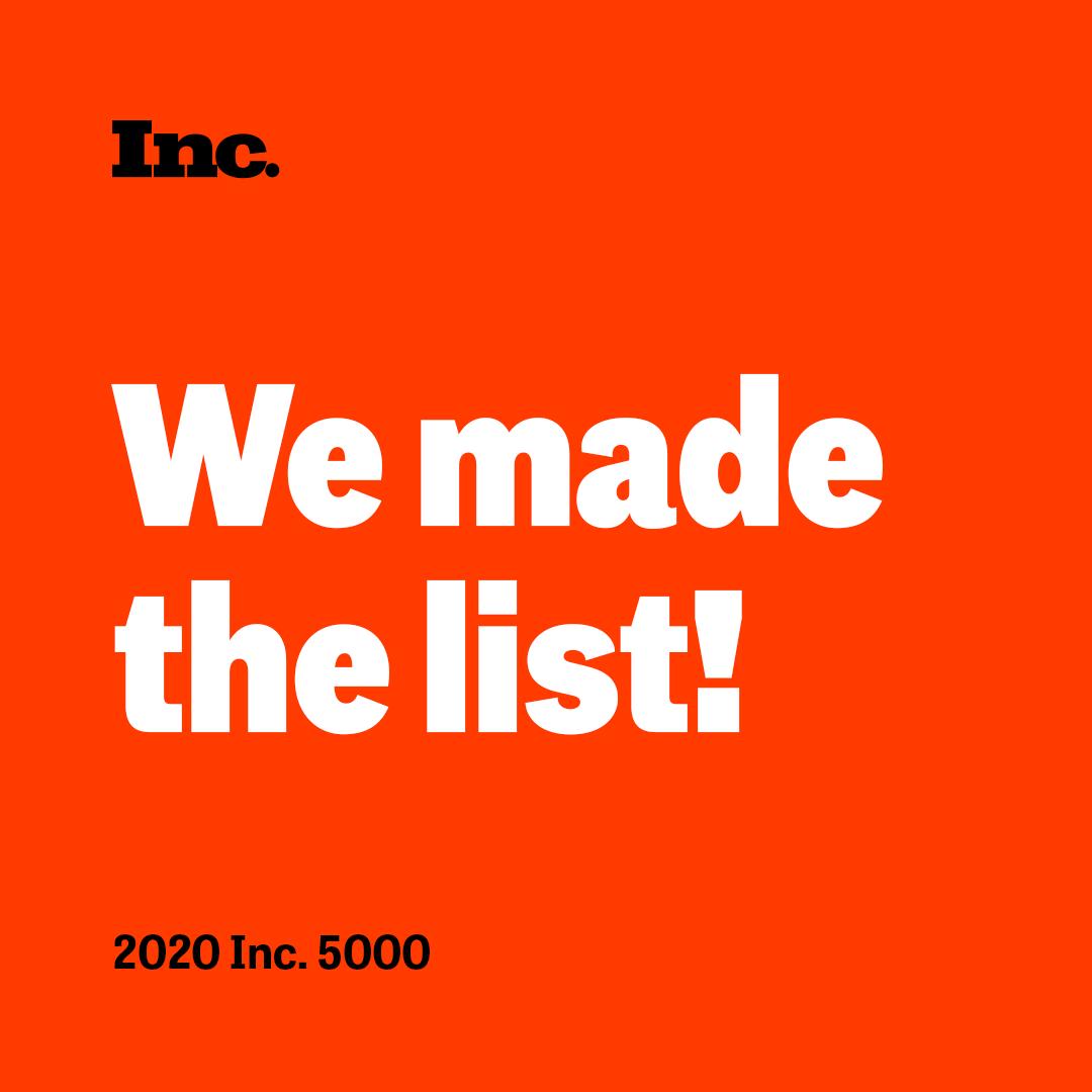 2020 Inc 5000