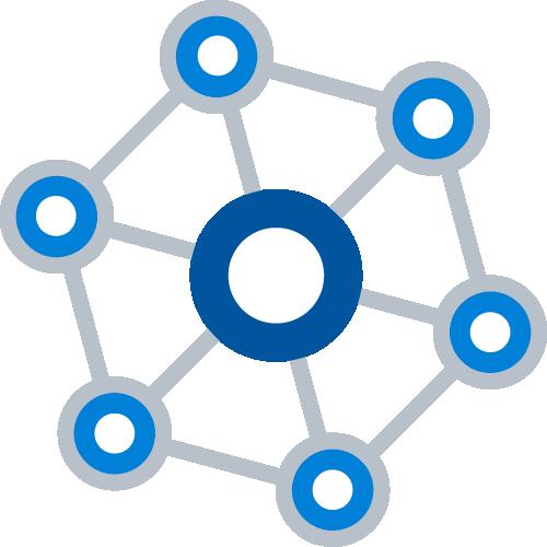 data landscape icon