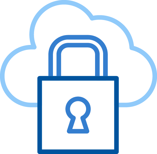 cybersecurity security icon